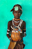 Omo Valley, Ethiopia<br />