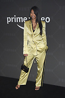 BROOKLYN, NY - SEPTEMBER 10: Chanel Iman at Rihanna's second annual Savage X Fenty Show at Barclay's Center in Brooklyn, New York City on September 10, 2019. Credit: John Palmer/MediaPunch