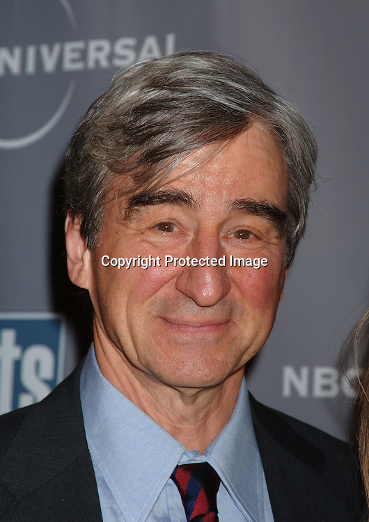Sam Waterston ..at The International Radio and Television Society Foundation Gold Medal Award Dinner honoring Jeff Zucker,..CEO of NBC Universal Television Group on March 9, 2006..at The Waldorf Astoria Hotel. ..Robin Platzer, Twin Images