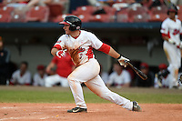 Illinois State Redbirds Joe Kelch (3) during a game against the Bowling Green Falcons on March 11, 2015 at Chain of Lakes Stadium in Winter Haven, Florida.  Illinois State defeated Bowling Green 8-7.  (Mike Janes/Four Seam Images)