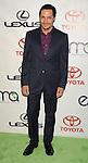 BURBANK, CA - SEPTEMBER 29: Nick Wechsler arrives at the 2012 Environmental Media Awards at Warner Bros. Studios on September 29, 2012 in Burbank, California.