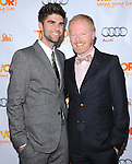Jesse Tyler Ferguson and Justin Mikita at Trevor Live At The Hollywood Palladium in Hollywood, California on December 04,2011                                                                               © 2011 Hollywood Press Agency