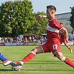 18.07.2018, Voehlinstadion, Illertissen, GER, FSP, FV Illertissen - VfB Stuttgart, im Bild Erik Thommy (Stuttgart, #17)<br /> <br /> Foto &copy; nordphoto / Hafner