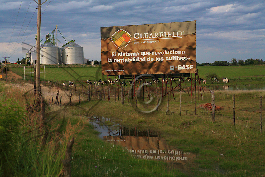 In the manner of North American seed manufacturers who have drastically changed the agricultural scene, the heavyweights of the chemical industry have found in Argentina a market fueled by the monoculture of soy.