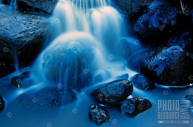 Waimea falls, North shore Oahu