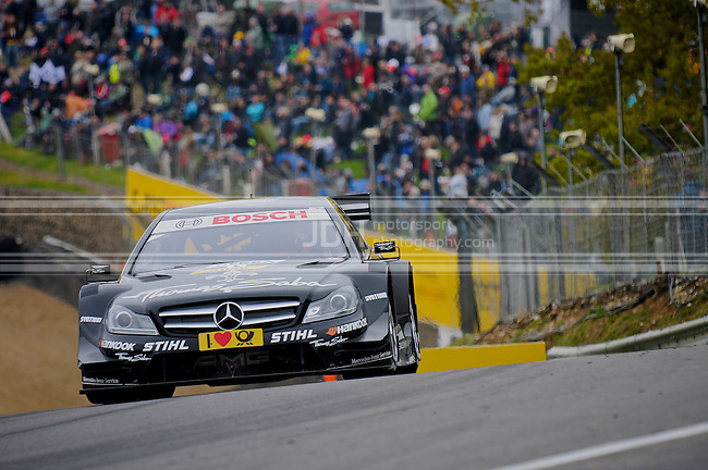 Gary Paffett - HWA Team DTM AMG Mercedes C-Coupe