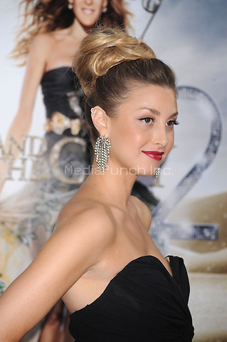 Whitney Port at the film premiere of 'Sex and the City 2' at Radio City Music Hall in New York City. May 24, 2010.Credit: Dennis Van Tine/MediaPunch