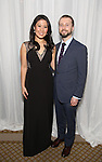 Ruthie Ann Miles with husband Jonathan Blumenstein attends the 2016 New York City Center Gala at the Plaza Hotel on October 24, 2016 in New York City.