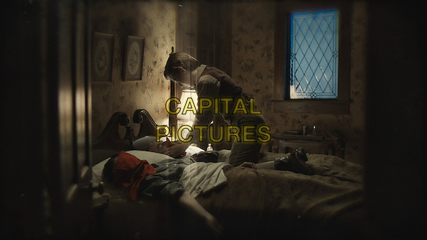SCENE<br /> in Haunter (2013) <br /> *Filmstill - Editorial Use Only*<br /> CAP/FB<br /> Image supplied by Capital Pictures