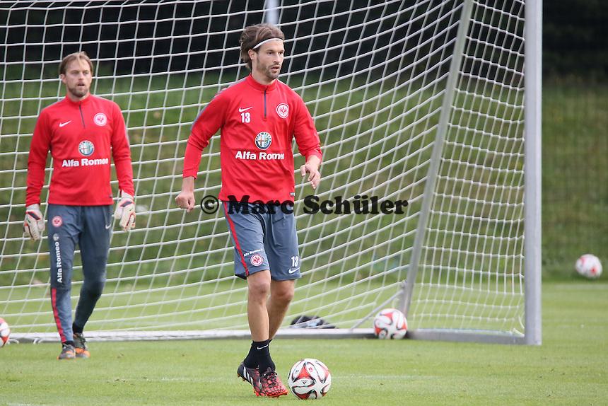 Martin Lanig (Eintracht) - Eintracht Frankfurt Training, Commerzbank Arena