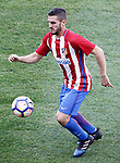 Atletico de Madrid's Koke Resurrecccion during La Liga match. March 19,2017. (ALTERPHOTOS/Acero)