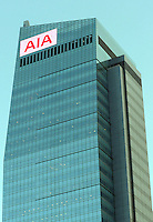 American International Assurance (AIA), one of the leading life insurance organisation, located in the financial district, Hong Kong, China. Hong Kong is one of AIA's major markets in Asia, it has been presented with the Caring Company Logo by the Hong Kong Council of Social Service for the active participation in social service...
