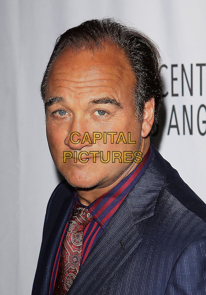 JIM BELUSHI .PaleyFest: Fall2010 TV Preview CBS Party  held at The Paley Center for Media, Beverly Hills, California, USA, 10th September..portrait headshot blue pinstripe red striped tie paisley print navy .CAP/ADM/TC.©T. Conrad/AdMedia/Capital Pictures.