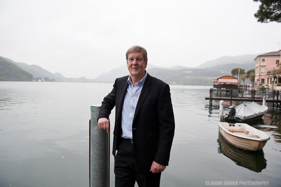 Chris Corrigan, Australian Financial Review, Morocote, 2012.04.18