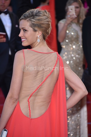Petra Němcov&aacute;<br /> 'Mal de Pierres' screeningat 69th International Cannes Film Festival, France  May 15, 2016.<br /> CAP/PL<br /> &copy;Phil Loftus/Capital Pictures /MediaPunch ***NORTH AND SOUTH AMERICA ONLY***