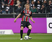 Martin Hinteregger (Eintracht Frankfurt) - 23.11.2019: Eintracht Frankfurt vs. VfL Wolfsburg, Commerzbank Arena, 12. Spieltag<br /> DISCLAIMER: DFL regulations prohibit any use of photographs as image sequences and/or quasi-video.