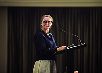 Heidi Holbrook. Little Talks function at Solway Copthorne Hotel in Masterton, New Zealand on Thursday, 27 July 2017. Photo: Dave Lintott / lintottphoto.co.nz