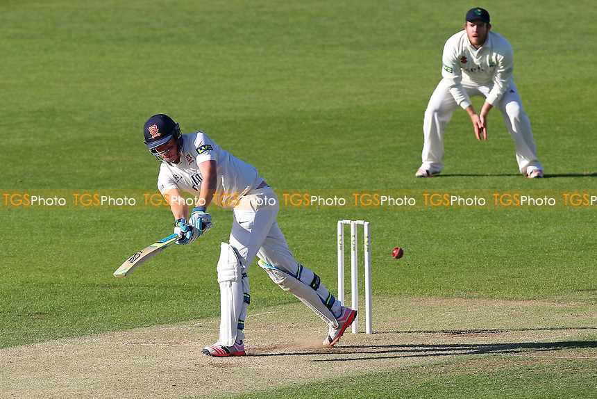 Daniel Lawrence in batting action for Essex - Glamorgan CCC vs Essex CCC - LV County Championship Division Two Cricket at the SWALEC Stadium, Sophia Gardens, Cardiff, Wales - 20/05/15 - MANDATORY CREDIT: TGSPHOTO - Self billing applies where appropriate - contact@tgsphoto.co.uk - NO UNPAID USE