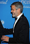BEVERLY HILLS, CA. - December 10: George Clooney  attends the UNICEF Ball honoring Jerry Weintraub at The Beverly Wilshire Hotel on December 10, 2009 in Beverly Hills, California.