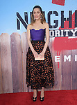 Rose Byrne attends The Universal Pictures Neighbors 2 : Sorority Rising American Premiere held at The Regency Village Theatre  in Westwood, California on May 16,2016                                                                               © 2016 Hollywood Press Agency