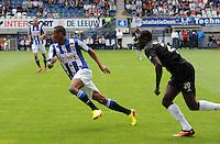VOETBAL: HEERENVEEN, 18-08-2013, SC Heerenveen - Heracles 2-4, Rajiv van La Parra, ©foto Martin de Jong