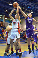HHS Girls Basketball v Galatia 120213