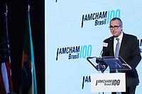 São Paulo (SP), 30/07/2019 - Politica / Encontro / Brasil / Estados Unidos -  Luiz Pretti, Presidente do Conselho da AMCHAM, participa de encontro empresarial para discutir o aprofundamento das relações bilaterais entre Brasil e Estados Unidos, nesta terça-feira, 30. (Foto: Charles Sholl/Brazil Photo Press/Agencia O Globo) Política