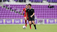 Orlando, Florida - Saturday January 13, 2018: Marcelo Acuna. Match Day 1 of the 2018 adidas MLS Player Combine was held Orlando City Stadium.