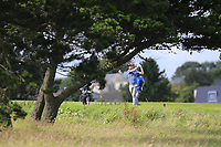 during the final round at Carnalea Golf Club, Bangor, Antrim, Northern Ireland. 07/08/2019.<br /> Picture Fran Caffrey / Golffile.ie<br /> <br /> All photo usage must carry mandatory copyright credit (© Golffile | Fran Caffrey)