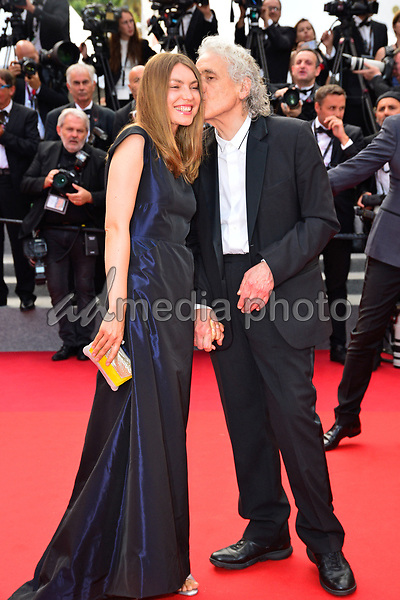 """25 May 2017 - Cannes, France - Abel Ferrara. """"Twin Peaks"""" Premiere - The 70th Annual Cannes Film Festival. Photo Credit: Jan Sauerwein/face to face/AdMedia"""