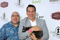 LOS ANGELES - AUG 1:  Frank Decaro at the A CATbaret! - A Celebrity Musical Celebration of the Alluring Feline at the Avalon on August 1, 2015 in Los Angeles, CA