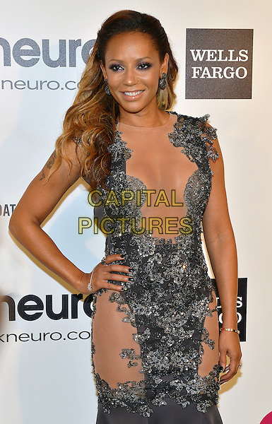 02 March 2014 - West Hollywood, California - Mel B. 22nd Annual Elton John Academy Awards Viewing Party held at West Hollywood Park. <br /> CAP/ADM/CC<br /> &copy;CC/AdMedia/Capital Pictures