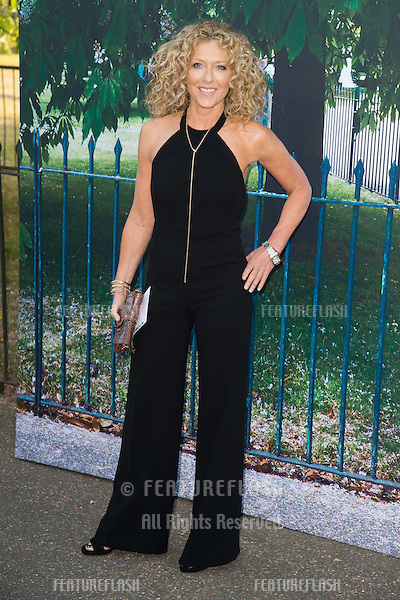 Kelly Hoppen at The Serpentine Gallery Summer Party 2015 at The Serpentine Gallery, London.<br /> July 2, 2015  London, UK<br /> Picture: Steve Vas / Featureflash
