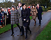"KATE'S 1ST CHRISTMAS AT SANDRINGHAM.Catherine, Duchess of Cambridge joined members of the Royal Family for her first Christmas at Sandringham, Norfolk..She attended Christmas Day Service together with other members of the Roayal Familt a St. Mary Magdalene Church, Sandringham_25/12/2011.Picture shows: Princess Beatrice with Peter Philips, wife Autumn Kelly, David and Serena Linley.Mandatory Credit Photo: ©NEWSPIX INTERNATIONAL..Please telephone : +441279324672 for usage fees..**ALL FEES PAYABLE TO: ""NEWSPIX INTERNATIONAL""**..IMMEDIATE CONFIRMATION OF USAGE REQUIRED:.Newspix International, 31 Chinnery Hill, Bishop's Stortford, ENGLAND CM23 3PS.Tel:+441279 324672  ; Fax: +441279656877.Mobile:  07775681153.e-mail: info@newspixinternational.co.uk"