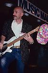 Tony Levin of King Crimson
