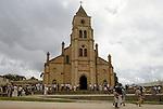 The church of the Immaculate virgin, Rwanda