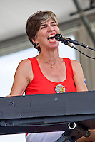 Marcia Ball at Jazz Fest 2009