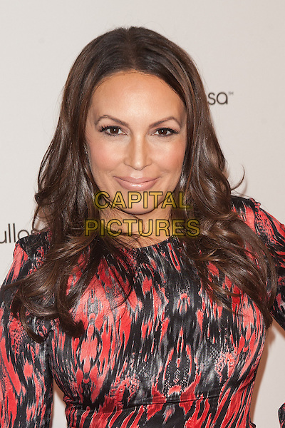 NEW YORK, NY -  FEBRUARY 26: Angie Martinez attends the Nueva Latina campaign launch at Helen Mills Event Space on February 26, 2014 in New York City.  <br /> CAP/MPI/COR<br /> &copy;Corredor99/ MediaPunch/Capital Pictures