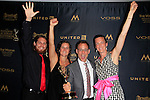 LOS ANGELES - APR 29: Winners, Supersoul Shorts at The 43rd Daytime Creative Arts Emmy Awards, Westin Bonaventure Hotel on April 29, 2016 in Los Angeles, CA
