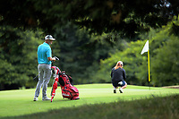 Fraser Wilkin. Day two of the Jennian Homes Charles Tour / Brian Green Property Group New Zealand Super 6s at Manawatu Golf Club in Palmerston North, New Zealand on Friday, 6 March 2020. Photo: Dave Lintott / lintottphoto.co.nz