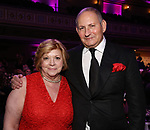 Faith Hope Consolo and John Demsey attends the cocktail party for the Dramatists Guild Foundation 2018 dgf: gala at the Manhattan Center Ballroom on November 12, 2018 in New York City.