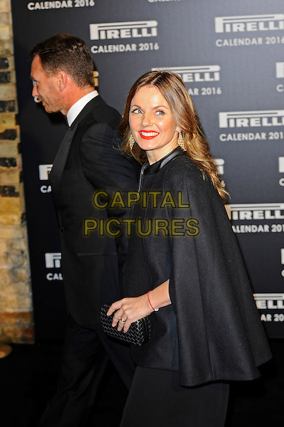 LONDON, ENGLAND - NOVEMBER 30: Geri Halliwell attending Gala Evening To Celebrate The Pirelli Calendar 2016 By Annie Leibovitz at Camden Roundhouse on November 30, 2015 in London, England.<br /> CAP/MAR<br /> &copy; Martin Harris/Capital Pictures