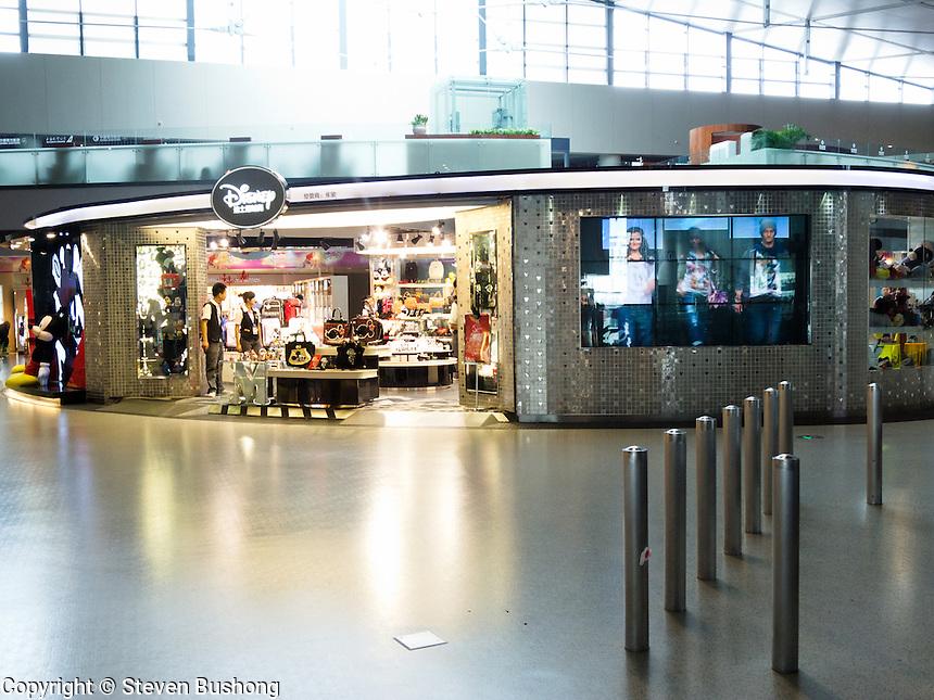 Disney Store at Shanghai Airport