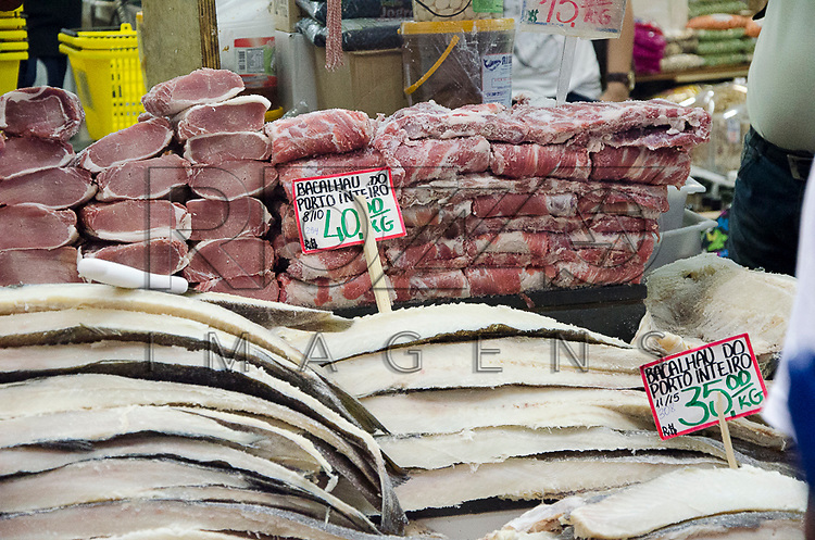 Mercado Municipal de São Paulo, São Paulo - SP, 03/2013.