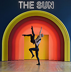 London UK 2nd October 2018 The Sun: Living With Our Star performed by Hannah Eckholm & Robert Bridger at The Science Museum London UK