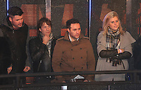 Antony Costa at Celebrity Big Brother 2014 - Contestants Enter The House, Borehamwood. 03/01/2014 Picture by: Henry Harris / Featureflash