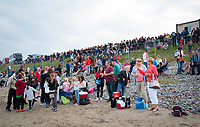 LAYTOWN, CO. MEATH - SEPTEMBER 05: Scenes from the Laytown Races on Laytown Strand in Laytown, Co. Meath, Ireland. (Photo by Sophie Shore/Eclipse Sportswire/Getty Images)