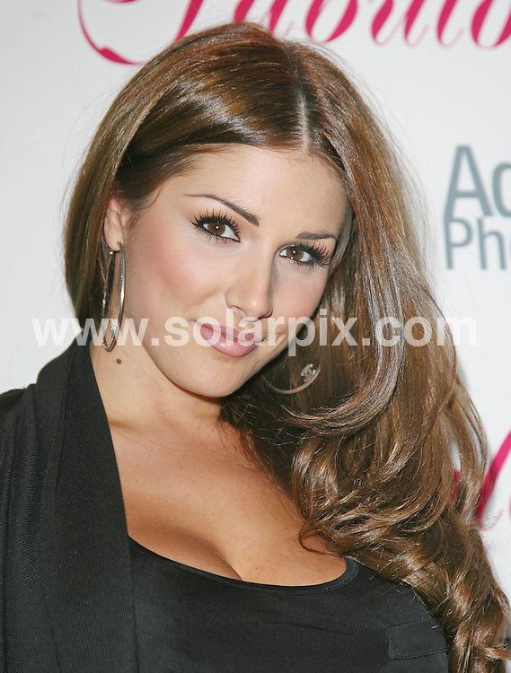 **ALL ROUND PICTURES FROM SOLARPIX.COM**.**WORLDWIDE SYNDICATION RIGHTS**.Celebrities attend The Fabulous Haircare Range launch party (which includes sweetly scented shampoos, conditioners and styling products) at Frankie's Italian Bar & Grill, Knightsbridge, London, UK. 25 August 2009..This pic: Lucy Pinder..JOB REF: 9802 LNJ     DATE: 25_08_2009.**MUST CREDIT SOLARPIX.COM OR DOUBLE FEE WILL BE CHARGED**.**MUST NOTIFY SOLARPIX OF ONLINE USAGE**.**CALL US ON: +34 952 811 768 or LOW RATE FROM UK 0844 617 7637**