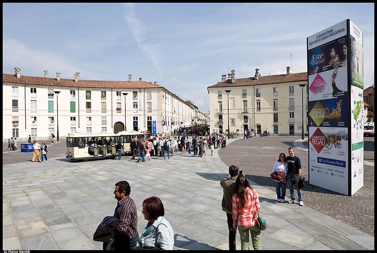 VENARIA REALE - Piazza della Repubblica