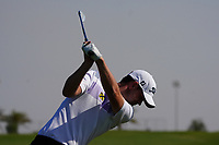 Bernd Weisberger (AUT) on the driving range during the Preview of the Saudi International at the Royal Greens Golf and Country Club, King Abdullah Economic City, Saudi Arabia. 28/01/2020<br /> Picture: Golffile | Thos Caffrey<br /> <br /> <br /> All photo usage must carry mandatory copyright credit (© Golffile | Thos Caffrey)
